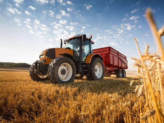 Agricultural & Truck Tyres